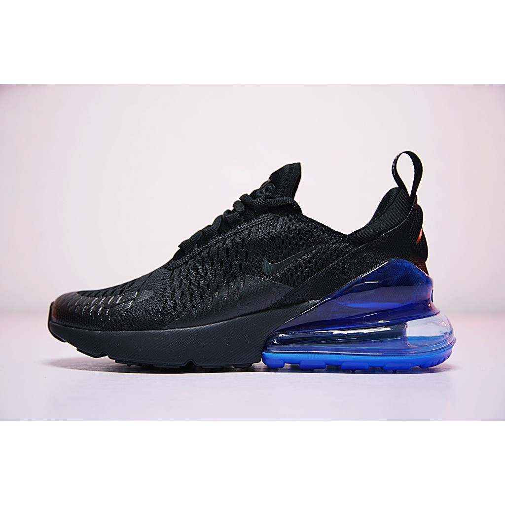 72d5f700081f2 Nike Air Max 270 Shoes Men Airmax 27c Running Shoes Women Sport Sneakers  Black