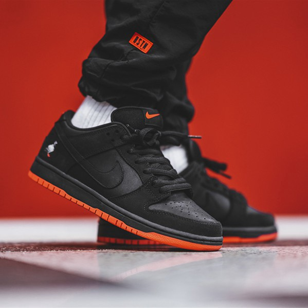 """hot new products get cheap cheap sale Nike SB Dunk Low TRD QS """"Pigeon"""" Black Pigeon Men And Women"""