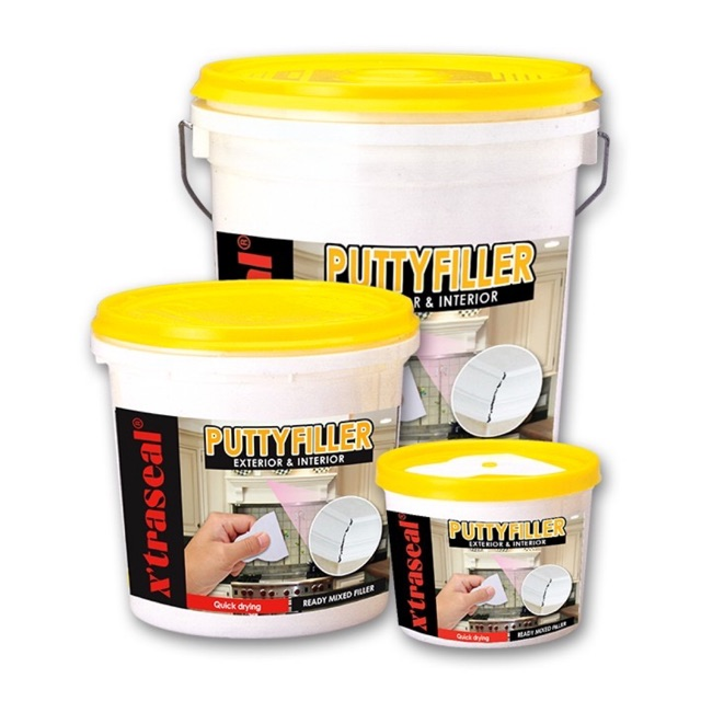 [100 %GOOD QUALITY] XTraseal Putty Filler (White)