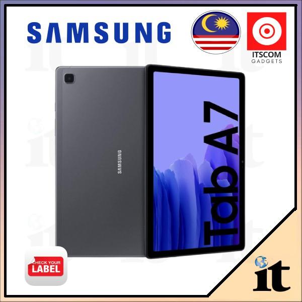 Samsung Galaxy Tab A T500 WIFI 10.4 Tablet (T500N) - Original 100% 1 Year Warranty by Samsung Malaysia