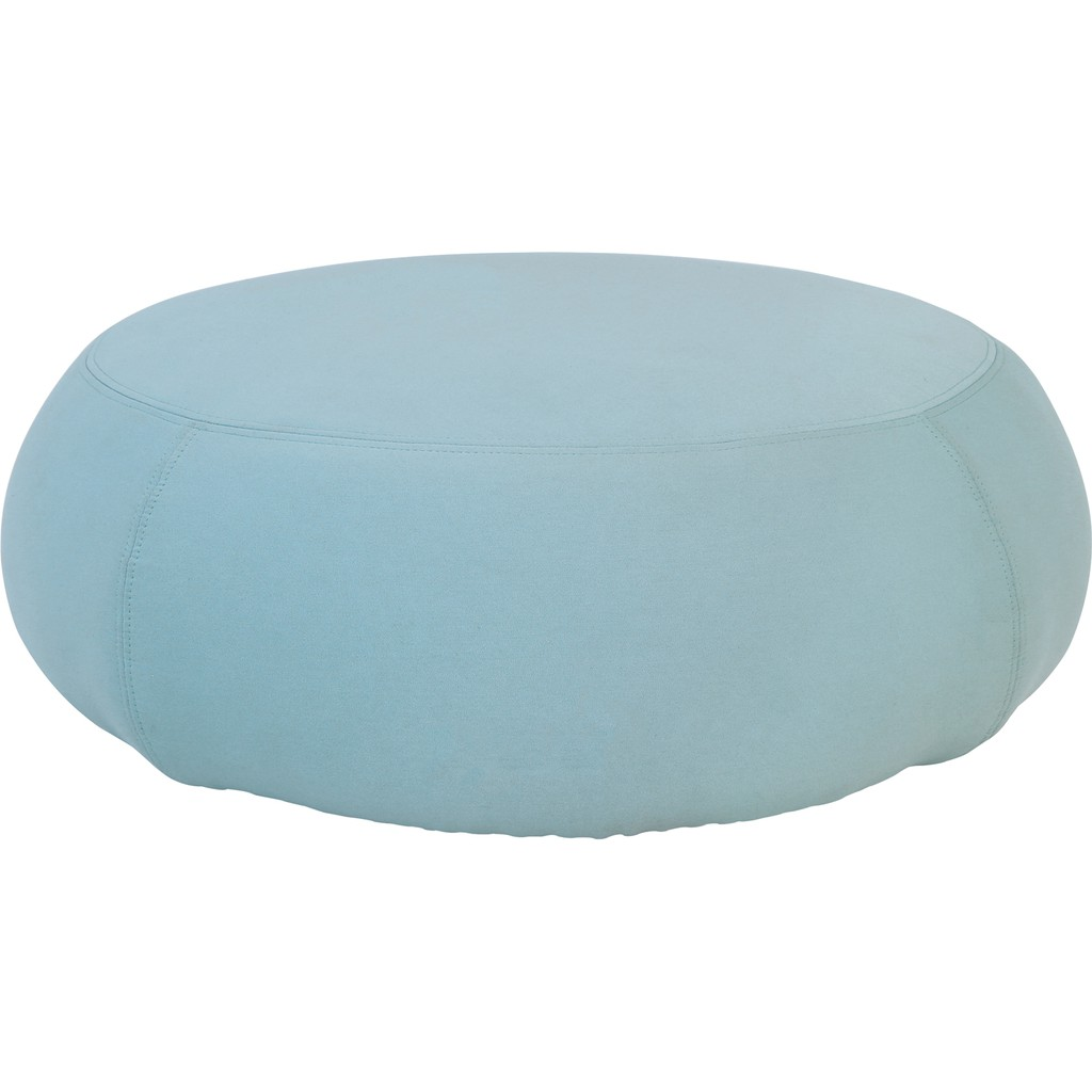 Furniture Direct Various size fabric pouf ottoman/ stool