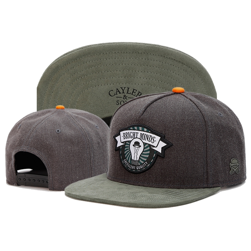 a137e05ac Cayler&sons Bright Minds Snapback Baseball Cap Skateboard Cap