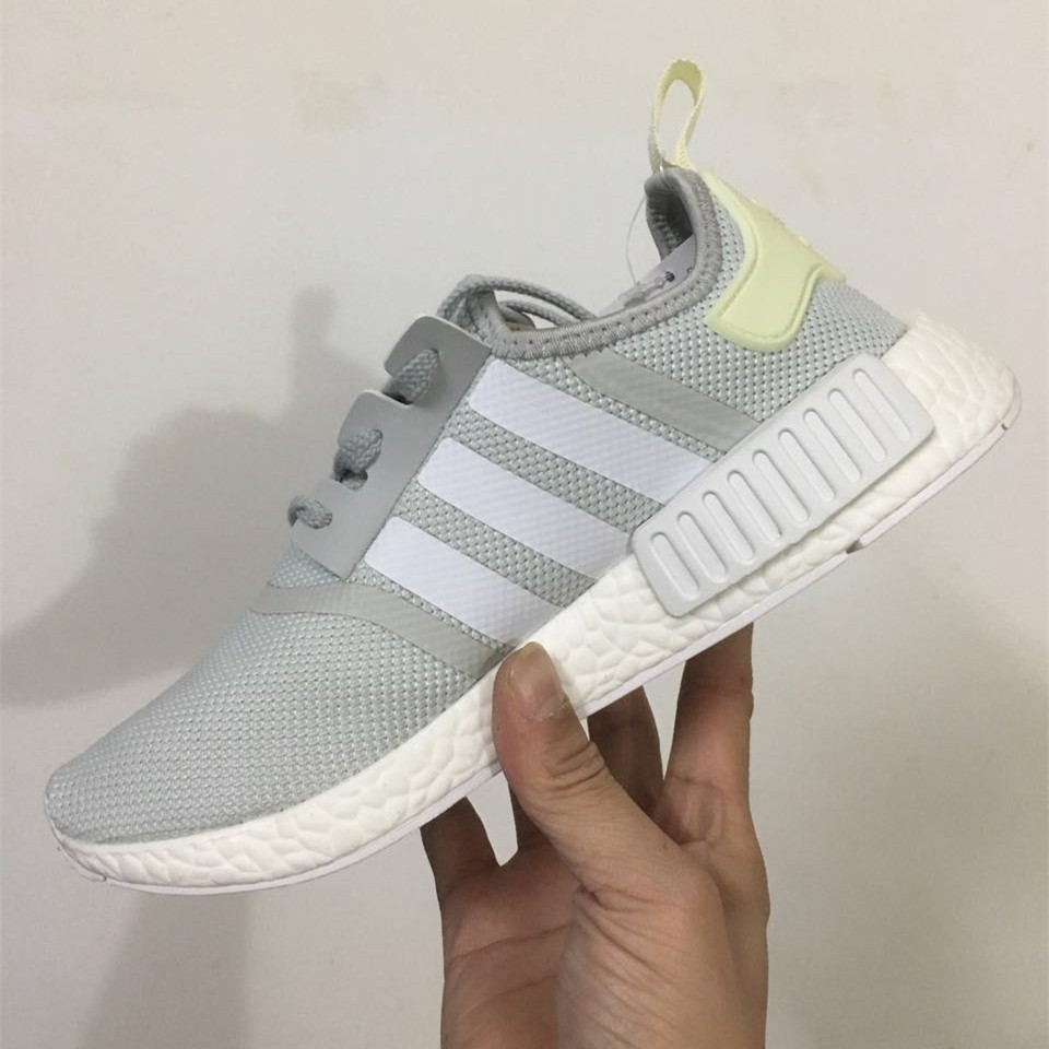 new arrival a0817 77a12 Adidas NMD S31504 milk white running shoes EU36-44