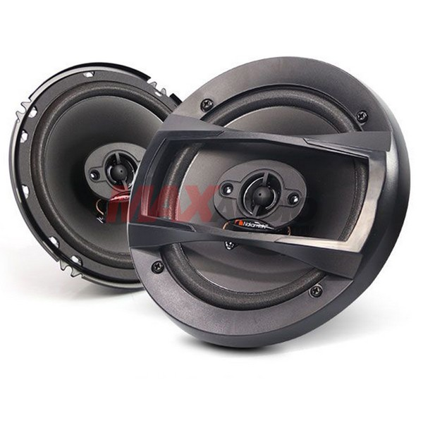"[FREE Gift] NAKAMICHI NSE-1617 6.5"" 4-Way 20W RMS 400W Car Audio Coaxial Speaker Set"