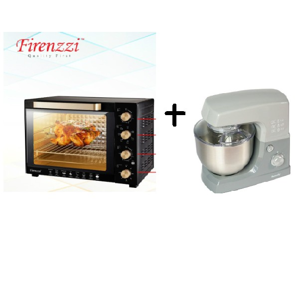 *BUNDLE PROMOTION* FIRENZZI OVEN TO-3035 + BSM 4356