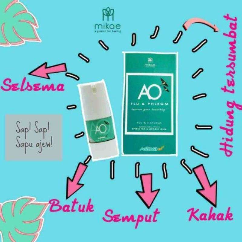 AO WALEET THERAPY OIL