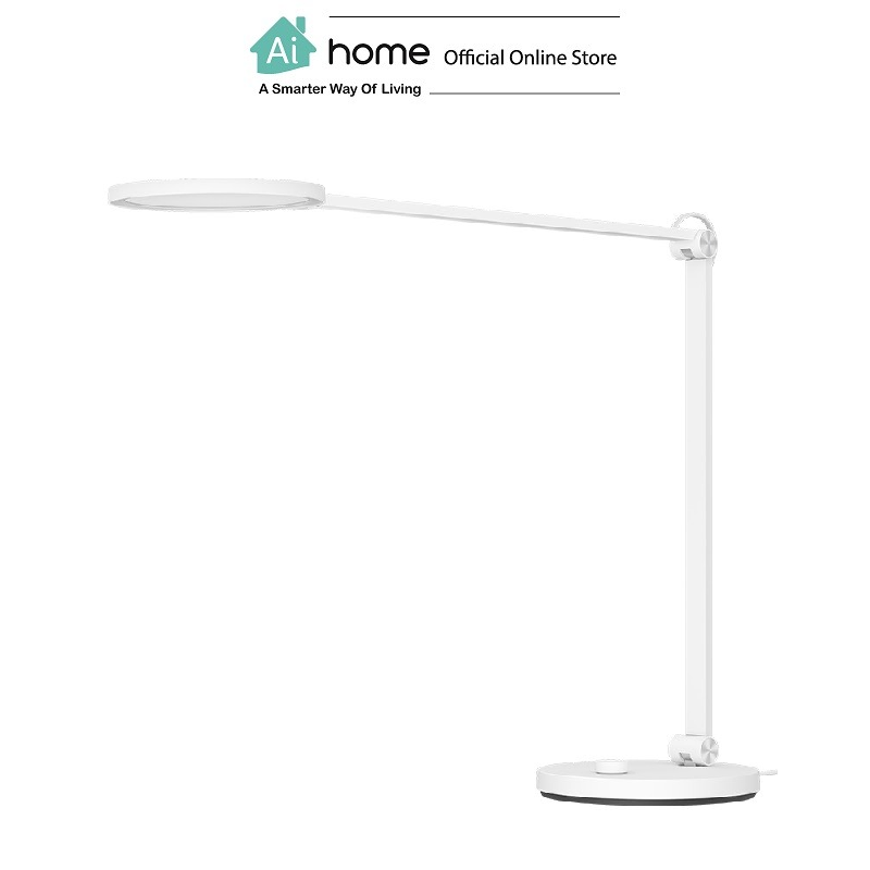 XIAOMI MIJIA Smart Table Lamp PRO (White) Apps Control with 1 Year Malaysia Warranty [ Ai Home ]