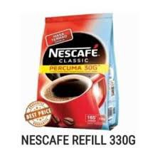 Nescafe Classic Refill Pack 300g (FREE 30g)