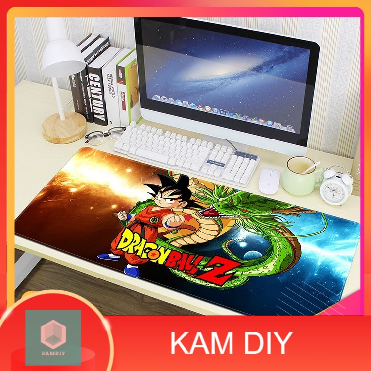 Naruto / Dragon Ball One Piece / Dota 2 / Assassin Creed / - Gaming Mat Non-slip Anti Fray Stitching Mouse Pad