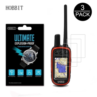 Handheld GPS Accessory LCD Protection Film for Garmin