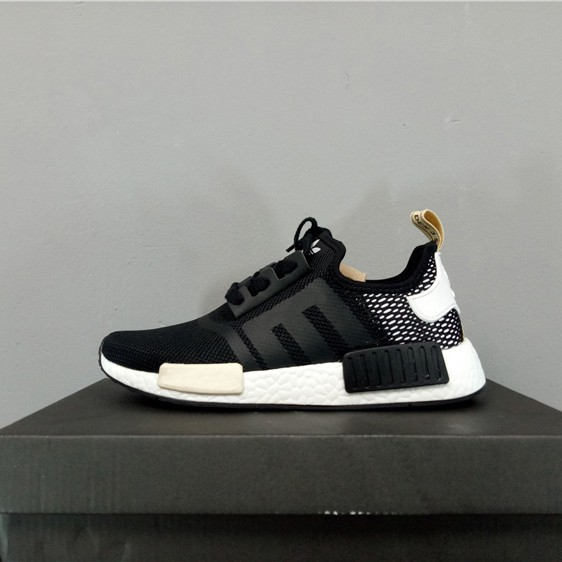 super popular 910ee 15f0a 2018 new style NMD black and white new fashion sports NMD shoes ready stock