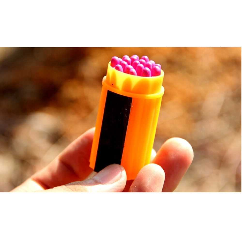 20pcs Extra Large Matches for Outdoor Camping Survival Emergency Kit