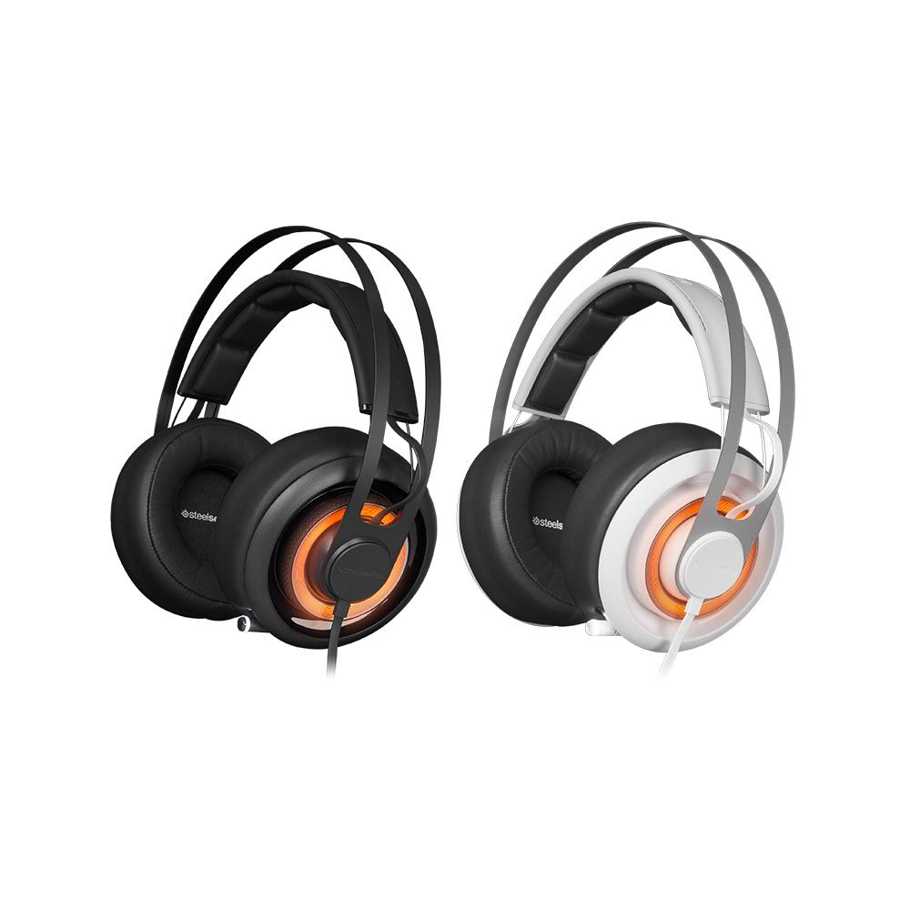 Steelseries Siberia 840 Bluetooth Wireless Headset Gaming 61230 Shopee Malaysia