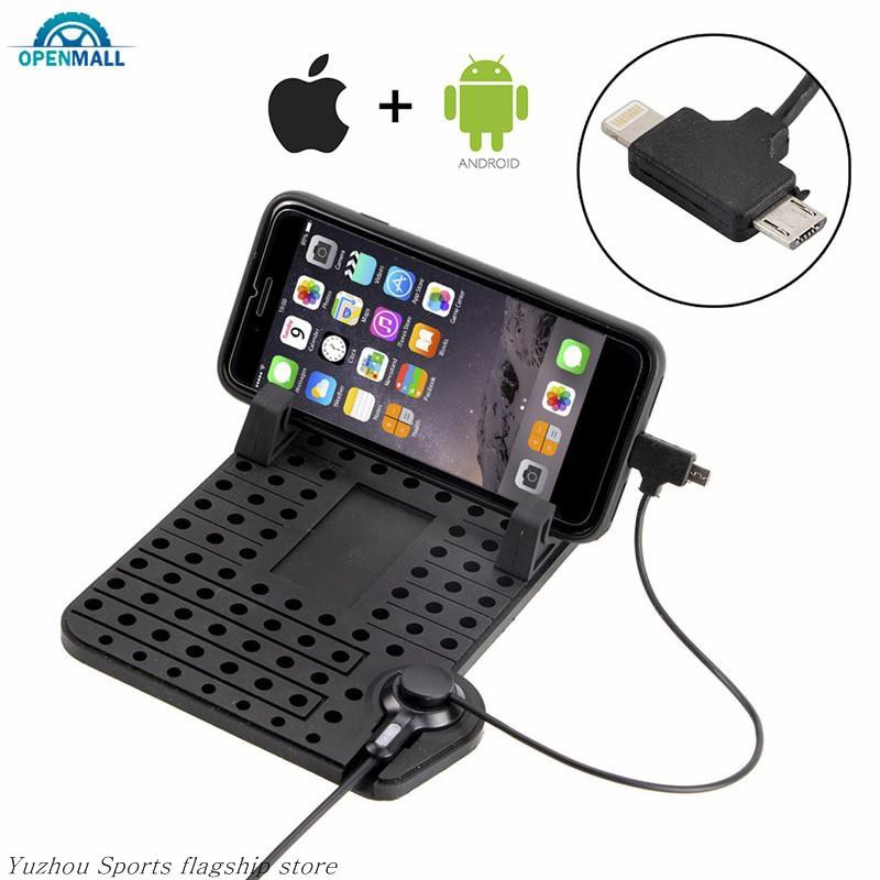 Universal 360° Magnetic Mount Car Windshield Dashboard Phone Holder Stand YZ