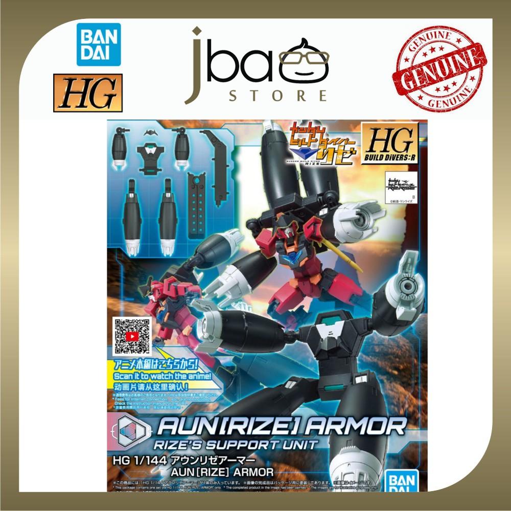 Bandai 35 1/144 Aun [Rize] Armor HGBD R HG Build Divers: R Support Unit