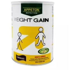 Appeton Weight Gain Adults 450g Chocolate Flavour