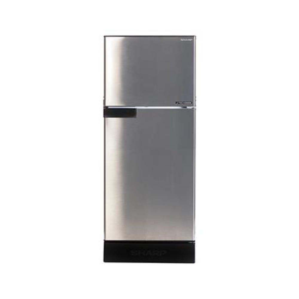 Sharp 2 Doors Inverter Refrigerator SJ189MS (170L)