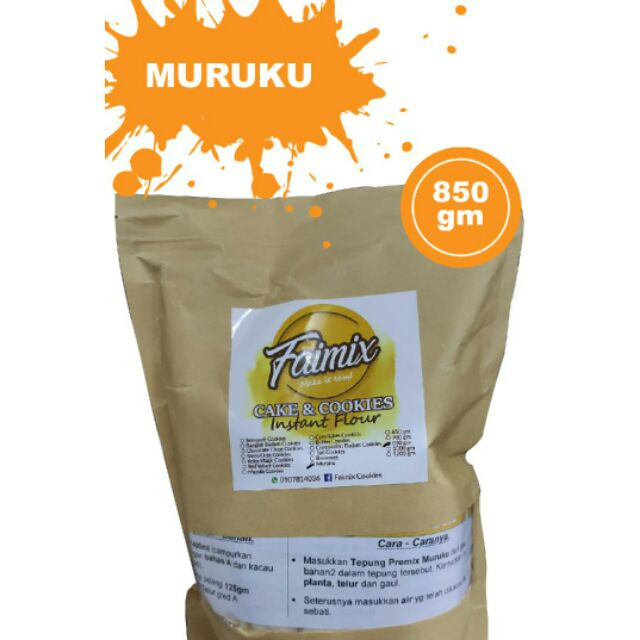 Maruku instant flour 850g