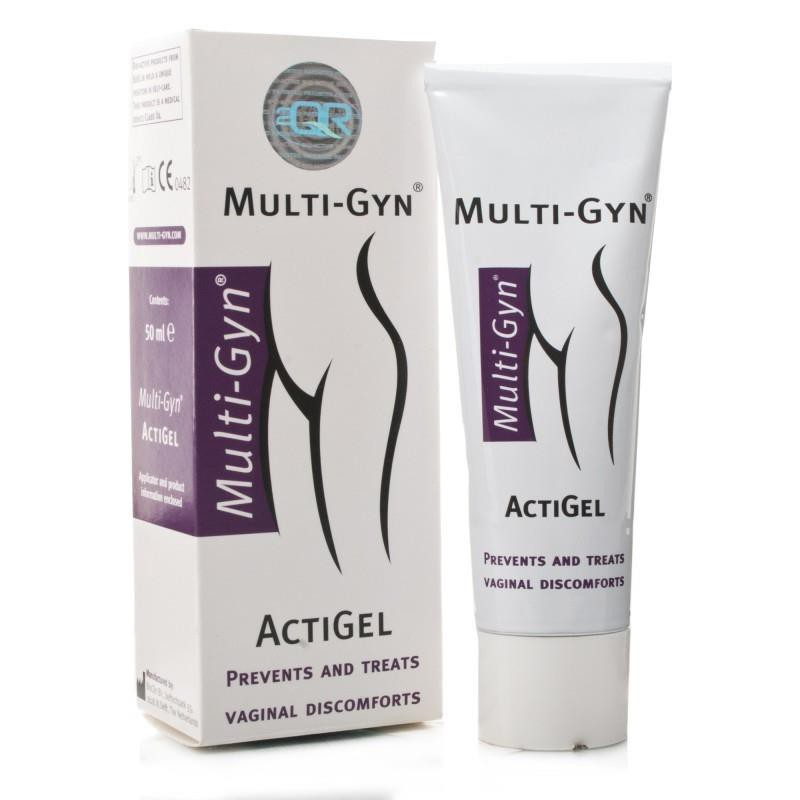 MULTI-GYN ACTIGEL 30ML (FOR VAGINAL INFECTIONS)