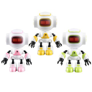 JJRC R9 Touch Sensing Smart Robot Voice LED Eyes DIY Body