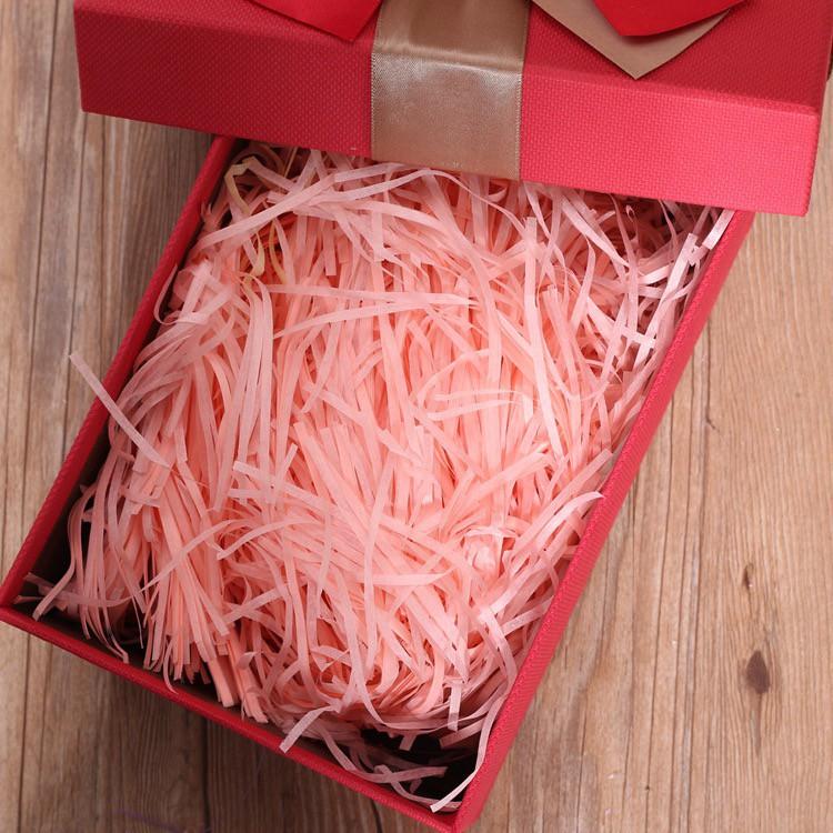 1KG Pale Blue Soft Shredded Tissue Paper Hamper Shred Gift Box Packaging