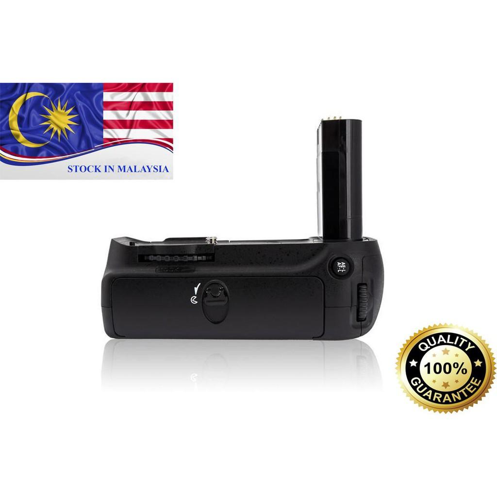MeiKe MK-D80/MB-D80/BG-90 Battery Grip for Nikon D80 D90 (Ready Stock In Malaysia)