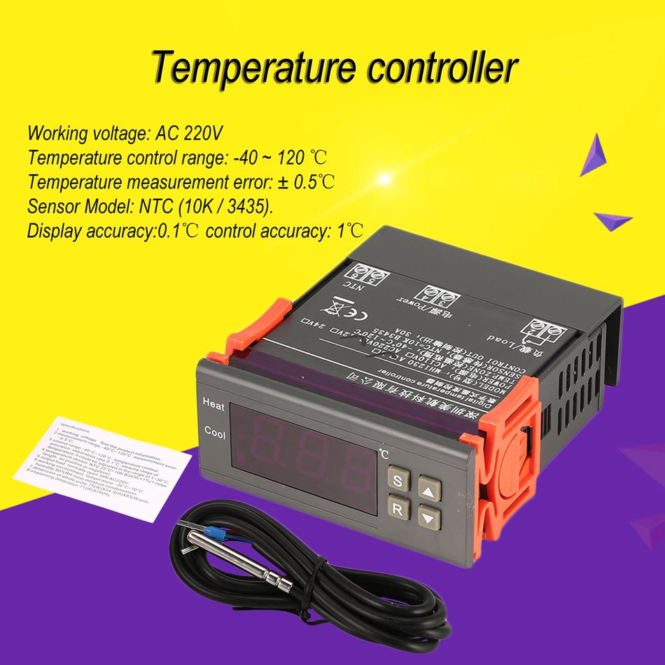 Auto Control Home Improvement Prices And Promotions Stc1000 Temperature Controller Build Page 32 Living Dec 2018 Shopee Malaysia
