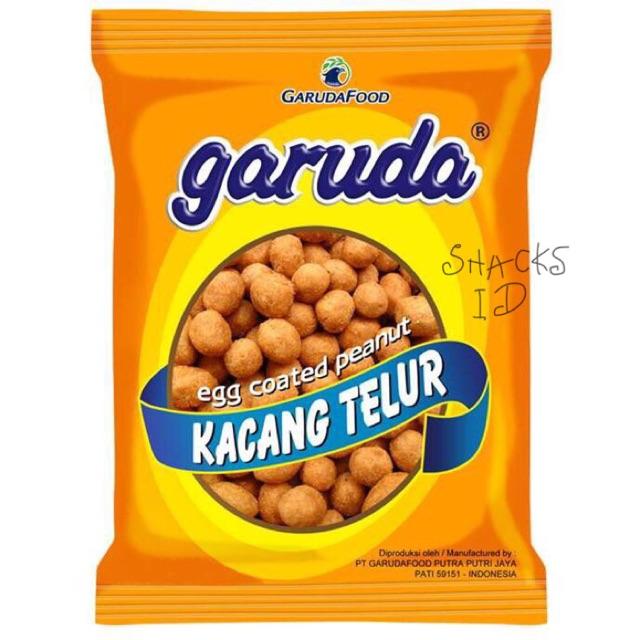 Garuda Kacang Telur 250gTGC By Food