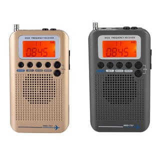 Portable Aircraft Radio Receiver,Full Band Radio Receiver