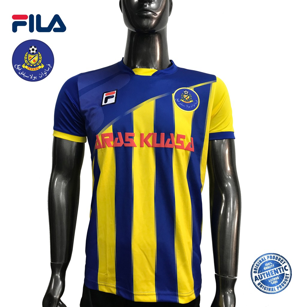 FILA Pahang FA Home Player Jersey  686f0bd71