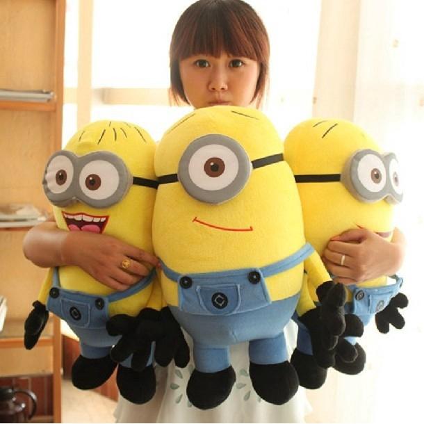 Genuine Top Quality Toy Minions Soft Toy