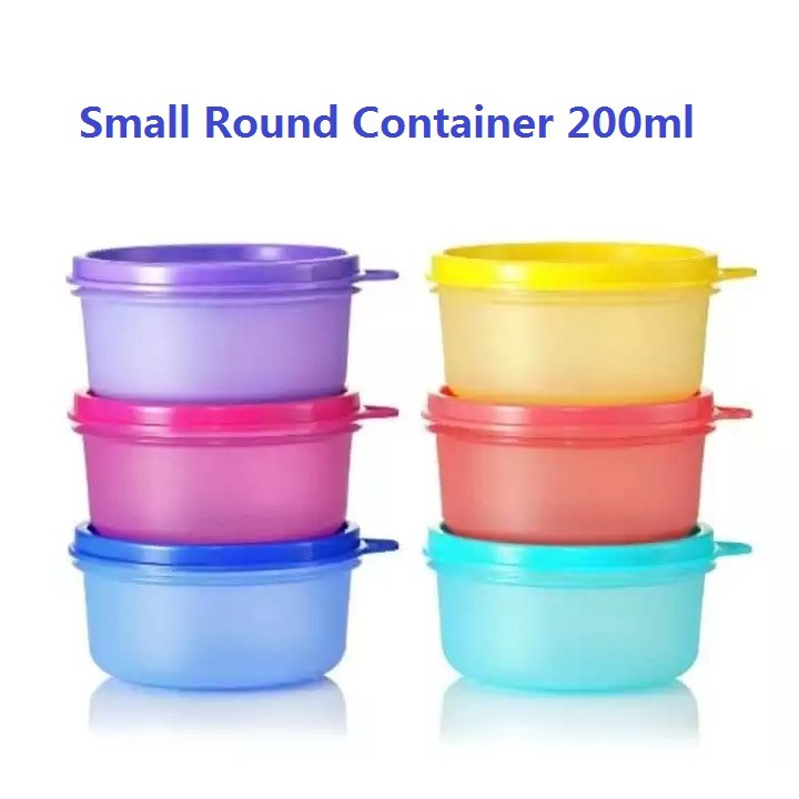 Tupperware Handy Lil' Thing 170ml OR Small Round Container 200ml