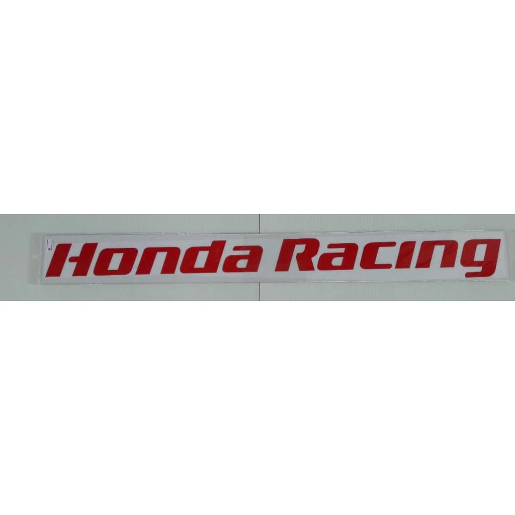 Hrc Honda Racing Lanyard Neck Strap Shopee Malaysia