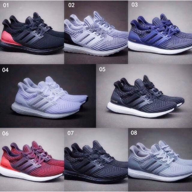 e58bd1238  Original  Sale adidas ultra boost ub 4.0 BASF Shoes BB6157 Black Warrior