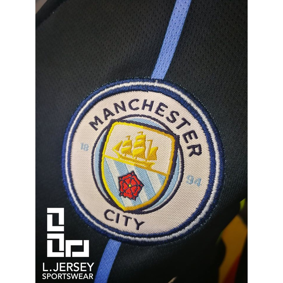 Manchester City Women Away Season 18/19 Stadium Fans Jersey