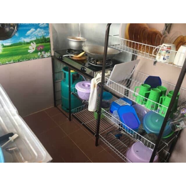 3v Stove Rack Stove Cabinet Rack Stove Cooking Table Rak
