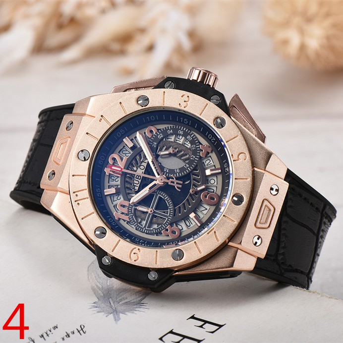 Analog Men's Fashion Wrist Quartz Watch