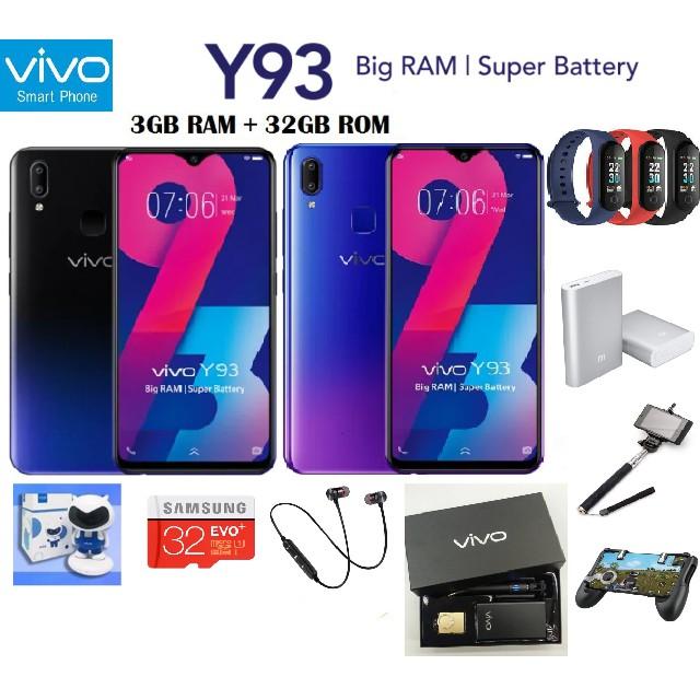 Vivo Y93 [3GB+32GB] 🎁 FREE GIFT🎁 Original Vivo Malaysia