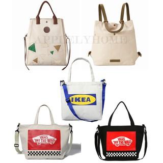 0173183cb6e1 VANS Off The Wall Multi-purpose Shoulder Bag Handbag Canvas Bag ...