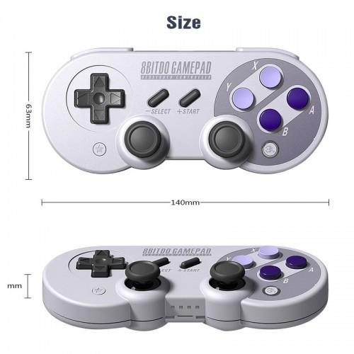 8Bitdo SN30 Pro Controller Gamepad | Shopee Malaysia