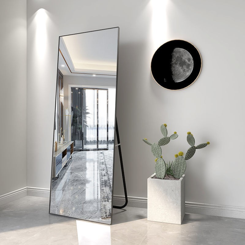 Full Length Mirror Floor European, Ikea Long Length Mirror