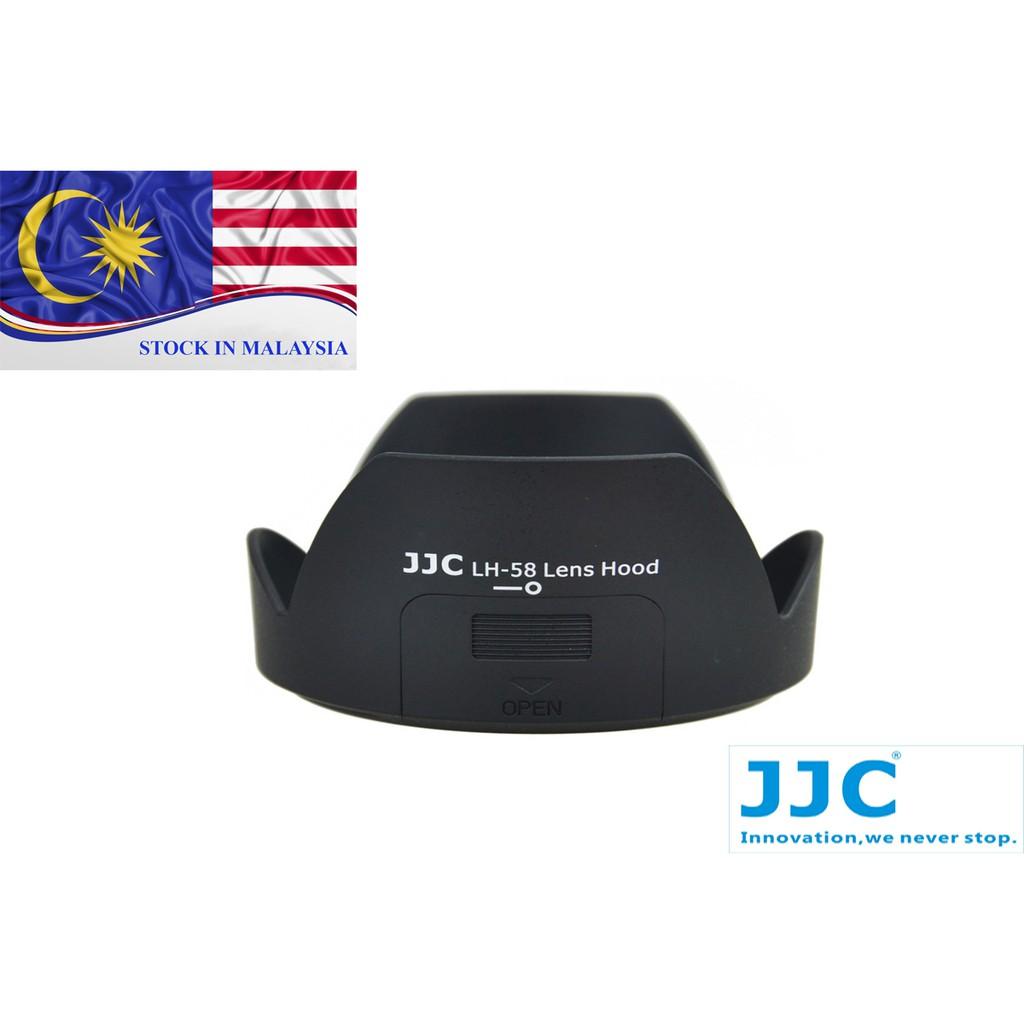 JJC LH-58 For Nikon AF-S DX NIKKOR 18-300mm f/3.5-5.6G ED VR (Ready Stock In Malaysia)