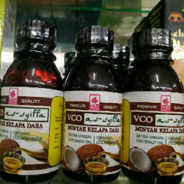 VcO Minyak Kelapa Dara 80 ML
