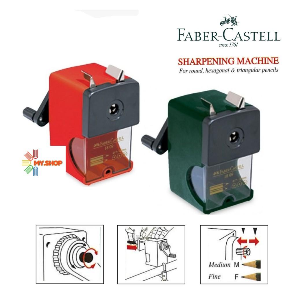 Faber-Castell Table Top Sharpener Machine 1809