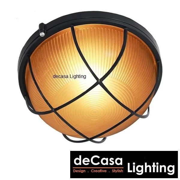 Simple Decorative Bulk Head Outdoor Ceiling Light  / Outdoor Wall Light Outdoor Lighting  (A5111S)