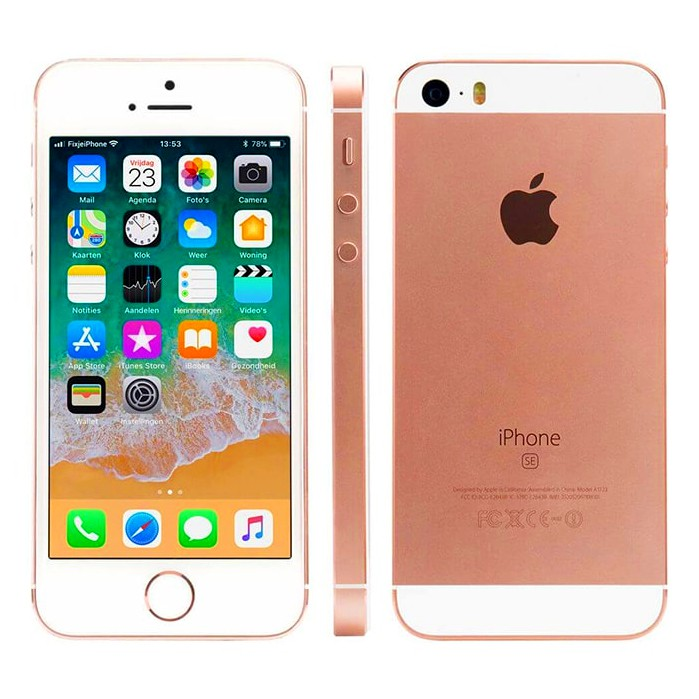 [10:10] 🇲🇾 Ori Apple iPhone SE (2016) iOS 14 Ready! 16GB 32GB Used Set 97% Like New Condition [1 Month Warranty]