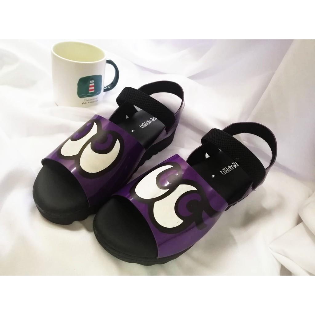 Ready Stock  Women Korean Style Design Basic Sandals Women Shoes Women Sandal