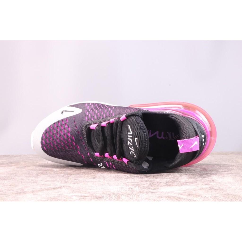 air max 270 pink black white