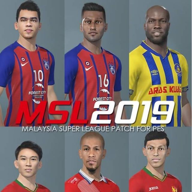 🔥HOT SALE🔥 MSL 2019/2018/2017 PATCH for PES 2019/2018/2017