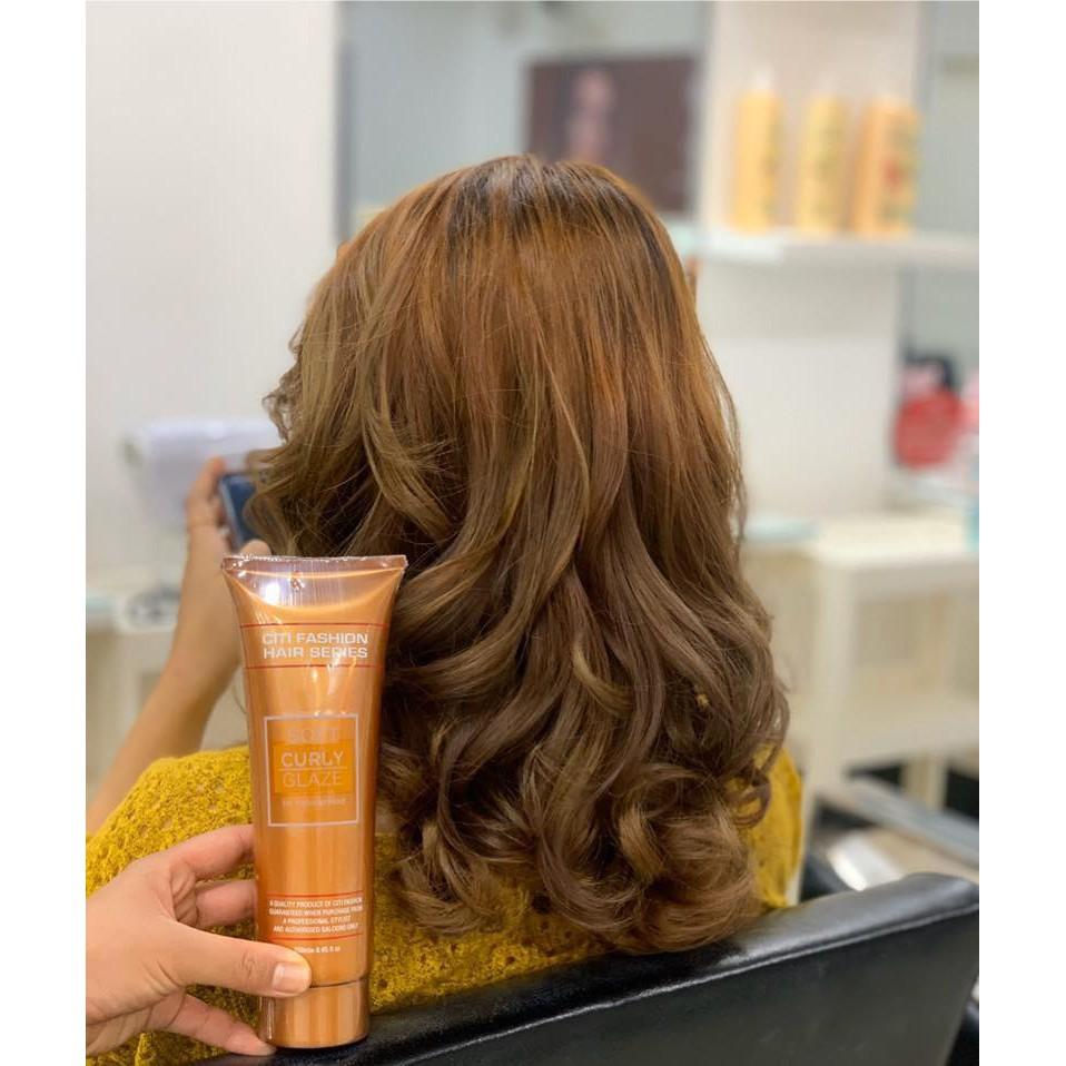 Citi Fashion Soft & Strong Curly Glaza Hair Cream 250ml( HALAL)